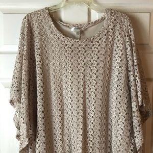 Elegant crochette Top